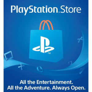 Cartão Psn Playstation Network Card Americano